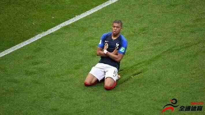 普拉蒂尼:如果姆巴佩能拿三次世界杯就能和贝利作比较