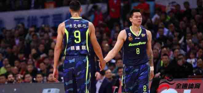 朱芳雨:易建联是球队的榜样