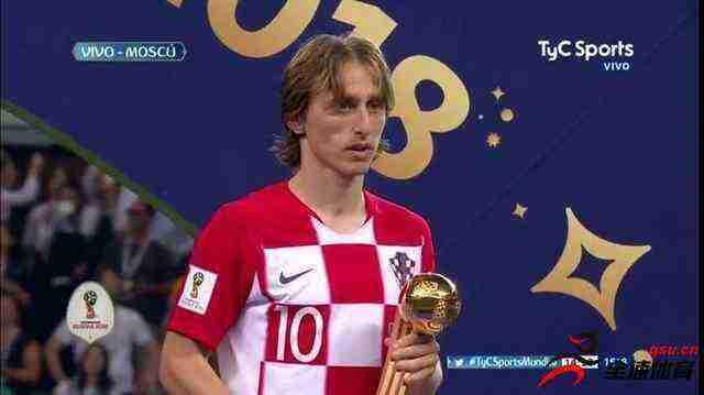 莫德里奇成为世界杯金球奖得主后为何屡受挤兑