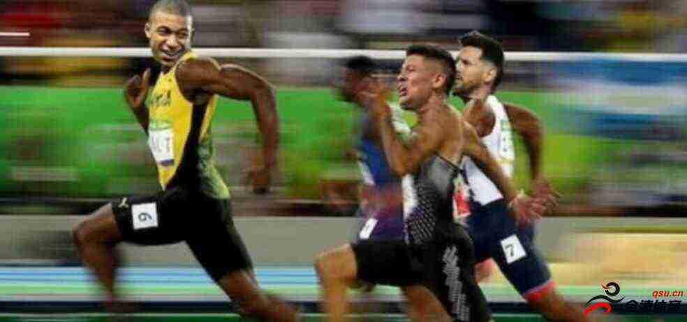 博尔特和姆巴佩谁跑的更快?