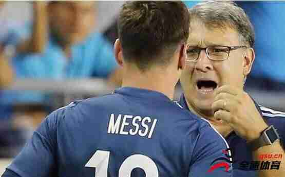 曝阿根廷足协欲联手梅西 劝说马蒂诺执掌国家队