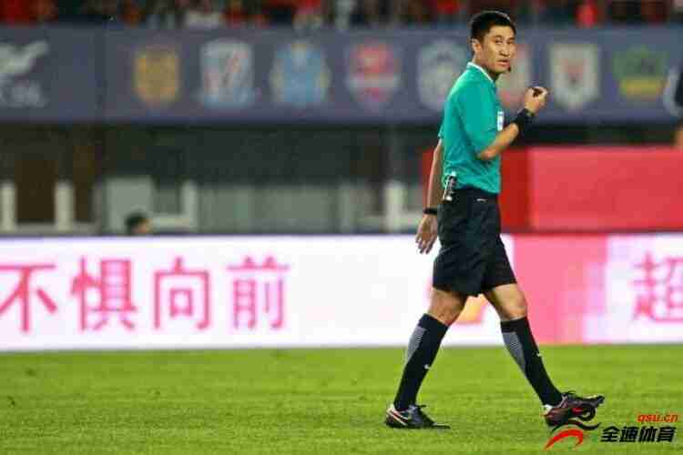 陕西球迷质疑马宁执法尺度不一 将其告到亚足联