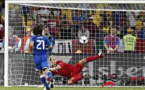 安德烈亚·皮尔洛——一个被足球耽误的富二代