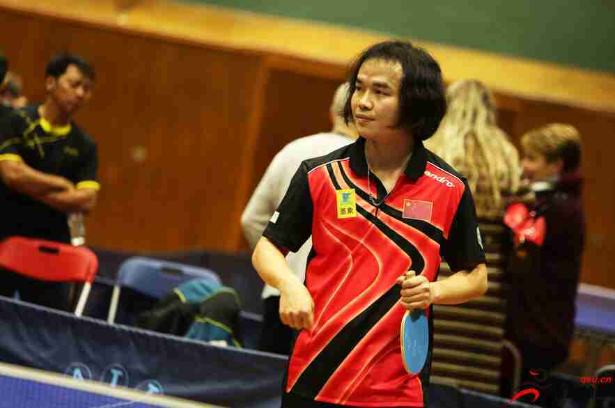 乒乓球冠军只能是中国