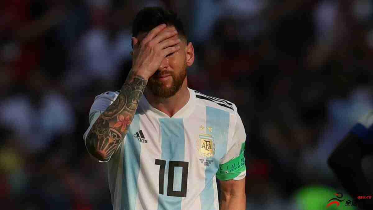 阿足协官员:梅西不会退出国家队 明年肯定回归