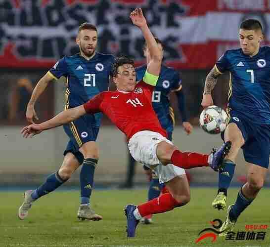 欧国联-芬兰0-1仍锁定小组第一 波黑闷平升A级