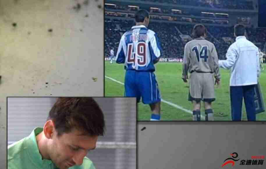 梅西回忆巴萨首秀:有点紧张 遗憾未能取得进球