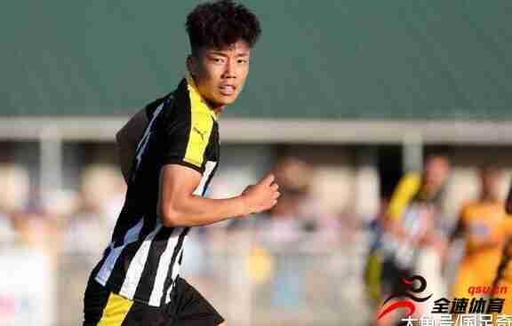 英超17岁新星:武磊只有这样才能拿到劳工证