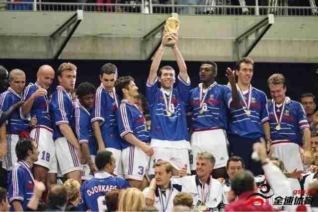 法国队夺取世界杯将不再是冷门