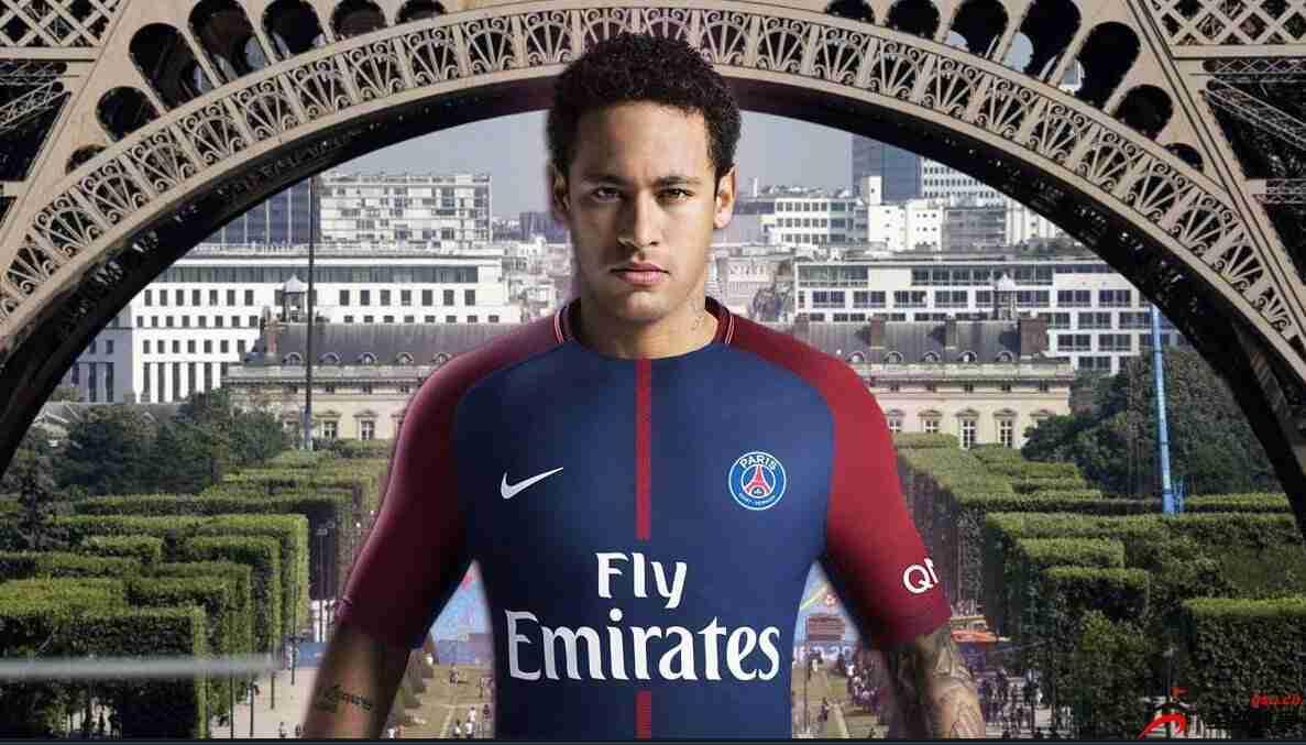 内马尔为何一定要转会巴黎