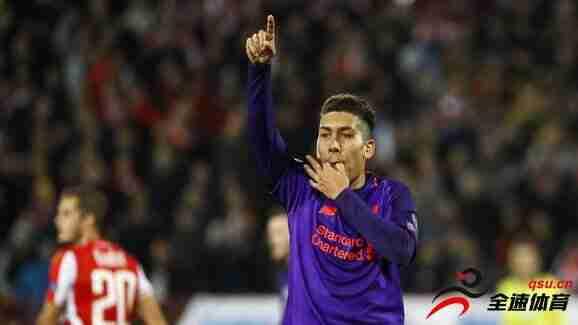 巴萨若签下菲尔米诺需多付8900万镑