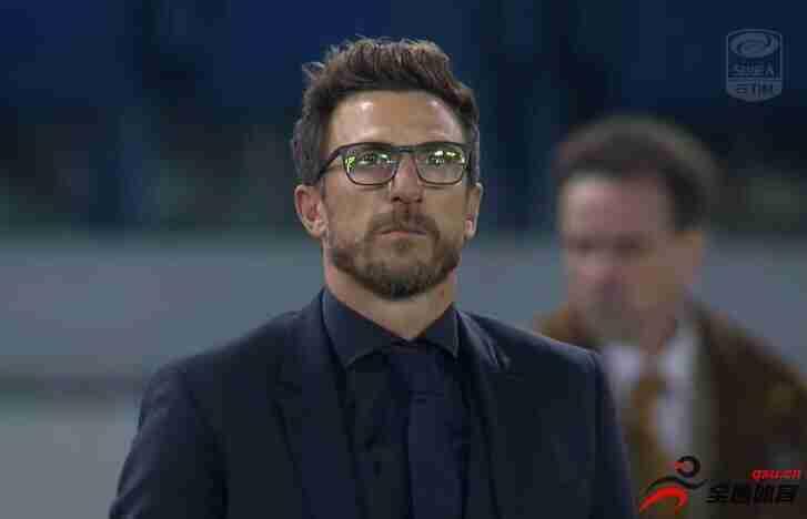 罗马主帅:球队目前缺乏决心,但踢皇马不会轻易认输