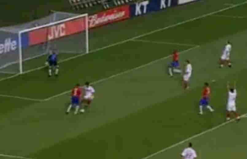 足球比赛规则视频讲解-11、越位
