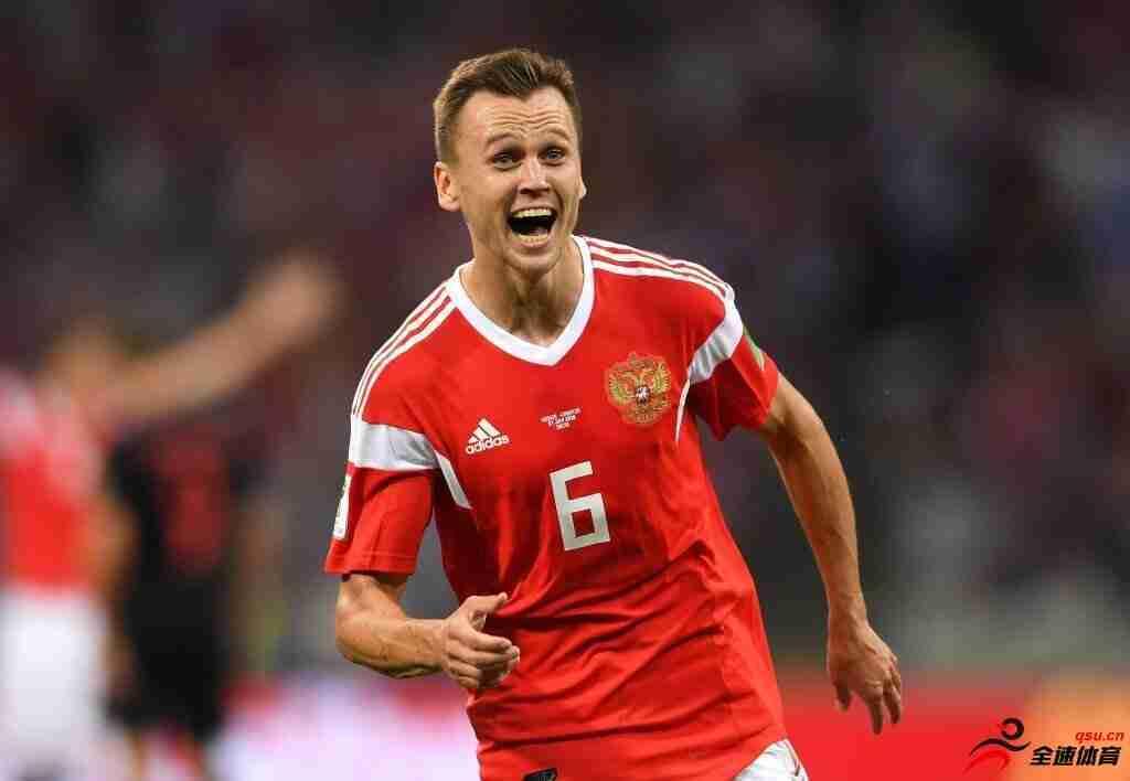扎戈耶夫是俄罗斯球员中分数最高的