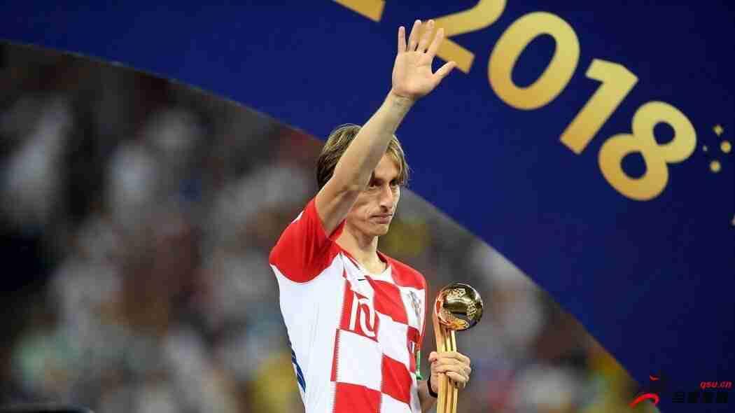 莫德里奇比C罗更适合拿下欧洲金球奖