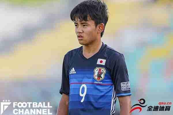 日本奇才久保建英的足球奇遇记
