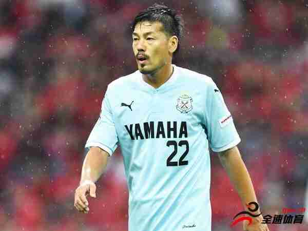 松井大辅虽36岁,但决定再次为国出战