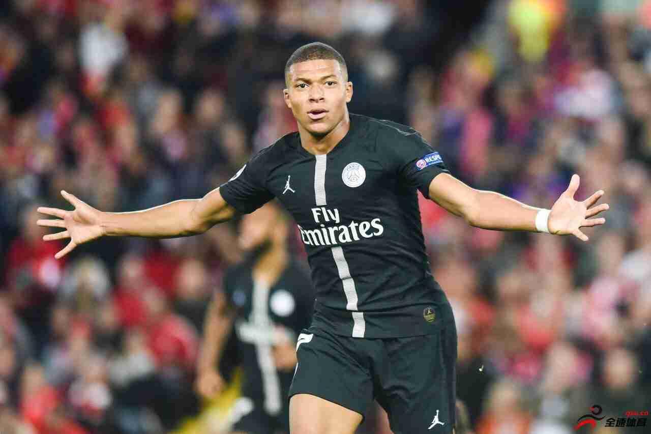 姆巴佩:希望法国球员拿金球 我想赢得所有奖项