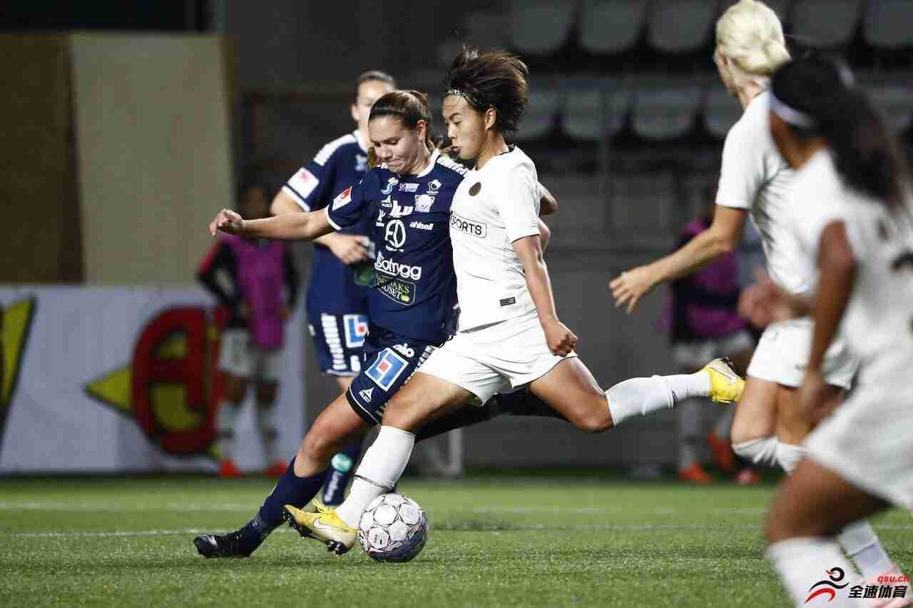 卫报评年度百大女足球员:王霜排名第97