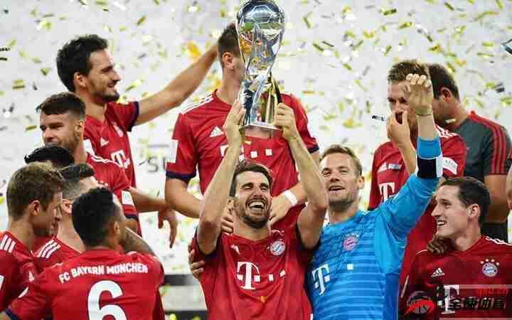 德国超级杯的历届冠军得主