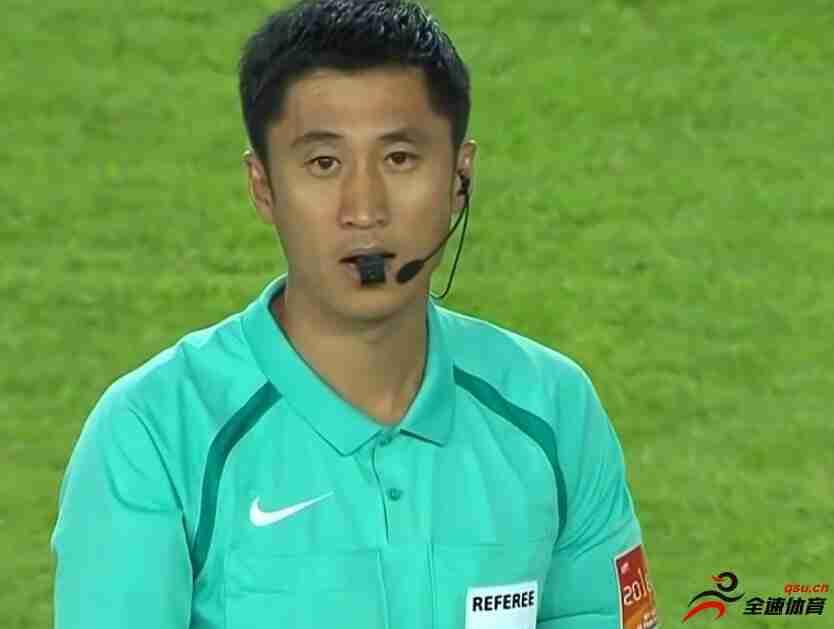 亚洲杯主裁名单:中方5人入选,马宁在列