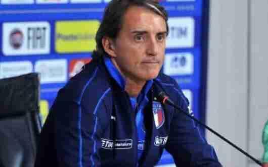 <b>意大利主帅曼奇尼:我的目标是欧洲杯</b>