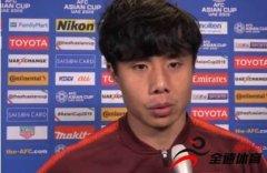 蒿俊闵:主罚任意球因头球不好,可以多一个人争顶