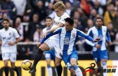 <b>武磊在西甲赛场的爆发力堪称德比赛现场</b>