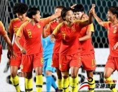 <b>中国女足球员王霜在泰国战中上演帽子戏法</b>