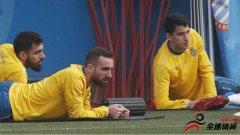 西班牙人球员:没想到武磊加盟的第一天就做出了贡献