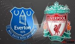 利物浦vs埃弗顿首发:萨拉赫先发,奥里吉、