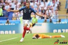 法国球星阿内尔卡:姆巴佩将会前往英格兰或西班牙