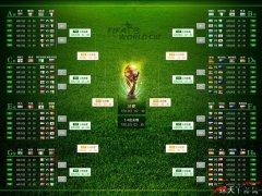2018年6月24日世界杯小组赛的赛程安排