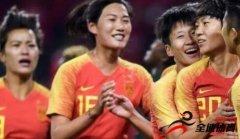 <b>中国女足凭借着古雅沙的破门1-0击败了韩国女足</b>