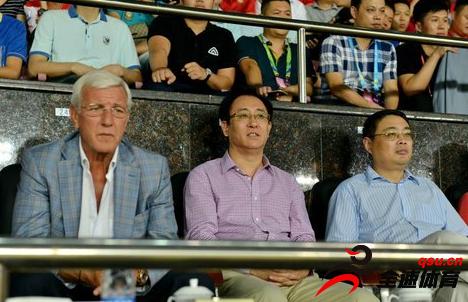 中国足协有意让恒大支付国足两场热身赛1000万元左右的赞助