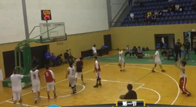 浙江省大学生运动会篮球比赛