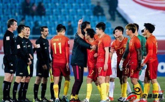 2018U23亚洲杯,对于国足U23来说是次羞辱是次