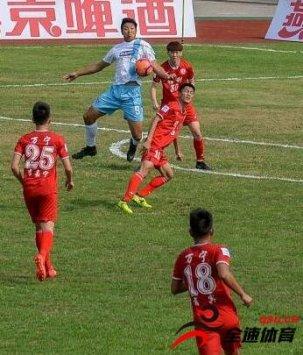 2019中国足协杯首轮比赛在海南海口打响
