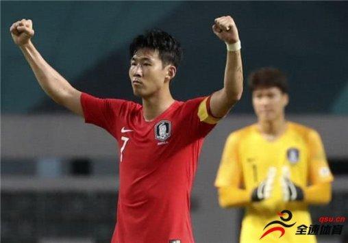亚洲杯1/8决赛中,韩国队将迎战巴林队,孙兴慜担任首发