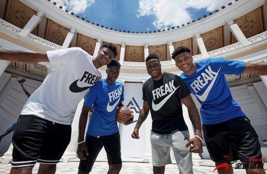 雄鹿队字母哥表示将代表希腊国家队出战男篮世界杯