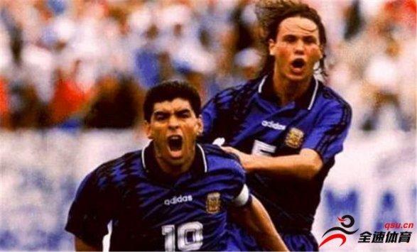 若1994年世界杯马拉多纳没被禁赛,阿根廷队