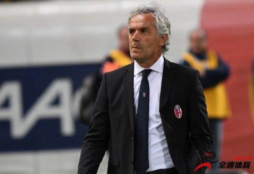 多纳多尼在上赛季结束后被博洛尼亚解职