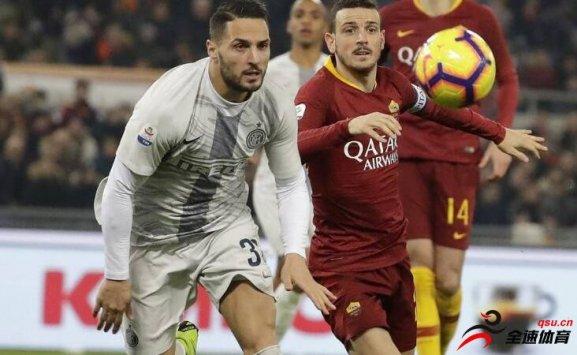 丹布罗西奥和弗洛伦齐都将会被放到国际米兰