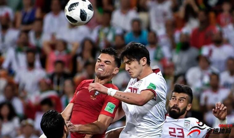 伊朗队将和中国男足展开热身赛比拼