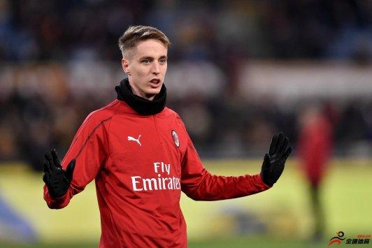 经纪人:小孔蒂新赛季将继续留在米兰效力