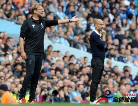 范佩西:某种程度上而言,利物浦是曼城唯一惧怕的对手