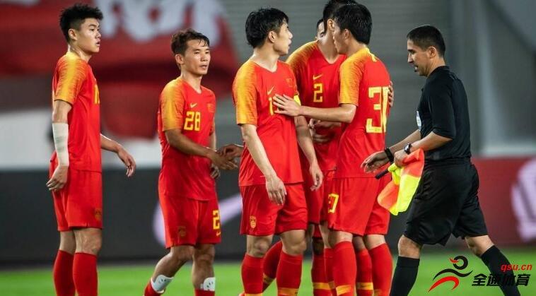 马来西亚希望和中国男足举行热身赛
