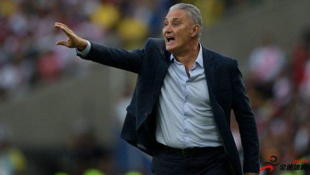 巴西主帅蒂特表示梅西遇事不够冷静