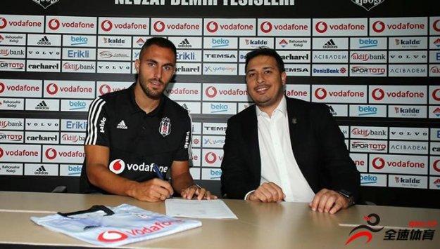 贝西克塔斯宣布,签下西班牙后卫维克托-鲁伊斯,签约3年