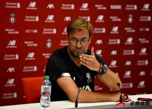 利物浦主帅克洛普:要学习当年的巴萨和曼联的方法